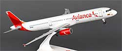 Avianca - Airbus A321-200 - 1:150 - PremiumModell