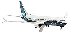 Boeing - House Color - Boeing 737 MAX 8 - 1:200 - PremiumModell