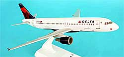 Delta Air Lines - Airbus A320-200 - 1:150 - PremiumModell
