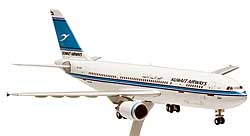 Kuwait Airways - Airbus A300-600 - 1:200 - PremiumModell