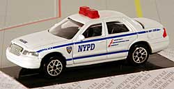 Modellauto - New York Police Department NYPD - 1:64 - Ford Crown Victoria