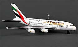 Emirates A380 Spielzeugmodell